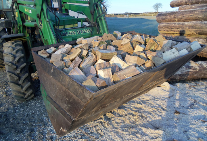 firewood logs for sale wakefield
